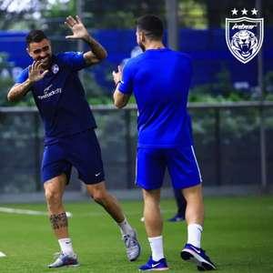 Após dois anos no Johor, Maurício, ex-Palmeiras e ...
