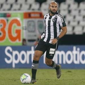 Botafogo: por força contratual, José Welison não joga ...