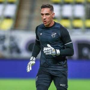 No Ceará, Fernando Prass volta a ter condição de titular ...