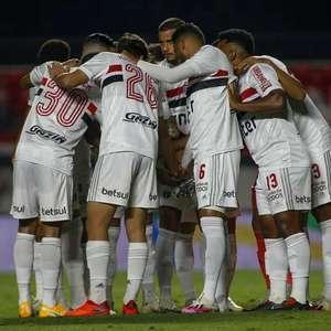 São Paulo chega à mesma sequência sem perder de ...