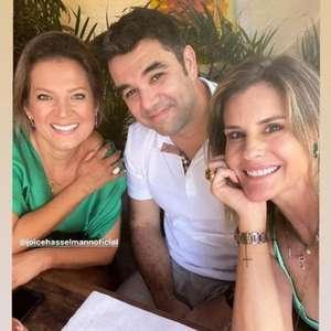 Globo explica suspensão de apresentadora após foto com Joice