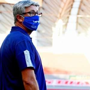 Odair valoriza vitória do Fluminense, mesmo com ...