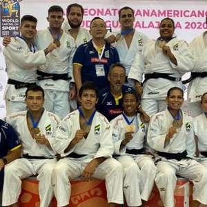Brasil bate Cuba e conquista o título do Pan-Americano ...