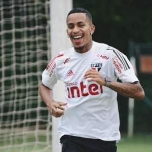 São Paulo se reapresenta após empate contra o Vasco no ...