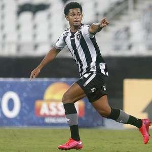 Warley lamenta derrota do Botafogo: 'Trocaria o gol pela ...