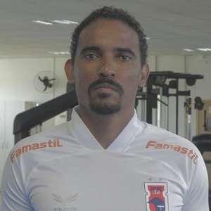 Ex-Coritiba, Rafael Lima é o novo zagueiro do Paraná