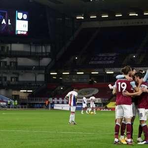 Burnley bate o Crystal Palace e conquista primeira ...
