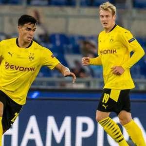 Reinier testa positivo para Covid-19, informa o Borussia ...