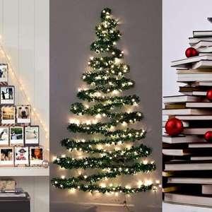 Árvore de Natal: ideias diferentes para inovar na ...