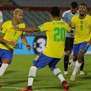 Pombo no Top 5! Confira os maiores artilheiros da Seleção Brasileira na era Tite