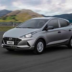 Black Friday Hyundai Caoa tem HB20 com R$ 4 mil de desconto