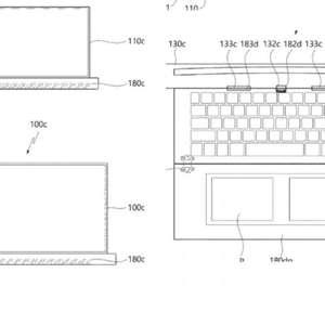 LG registra patente de notebook com tela enrolável de 17 ...