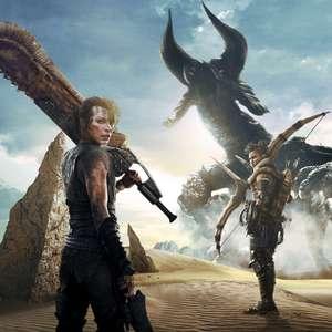 Monster Hunter: Milla Jovovich enfrenta galeria de ...