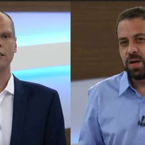 Ibope SP: Covas tem 48% e Boulos, 37% das intenções de voto