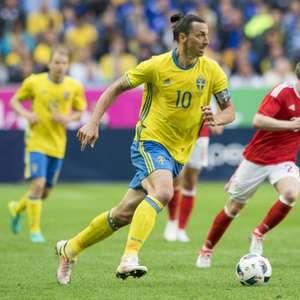 Técnico da Suécia abre as portas para retorno de Ibrahimovic