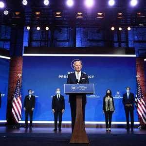 Biden formaliza nomeação de parte do novo governo dos EUA