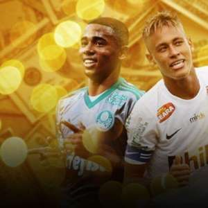 Os clubes que mais faturaram grana com saídas de jogadores na década