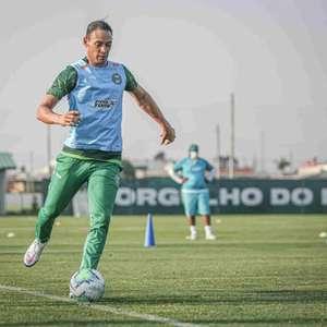 Coritiba deve ter Ricardo Oliveira diante do Corinthians; Veja a provável