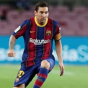 Manchester City oferece 10 anos de contrato para Messi