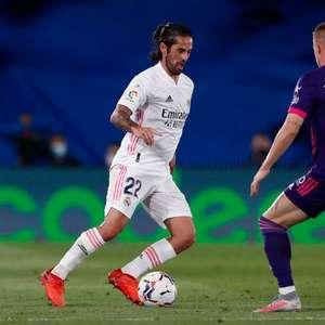 Isco quer sair do Real Madrid e deseja atuar fora da Espanha