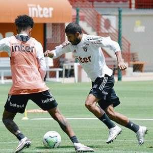 Rojas dentro e Bruno Alves fora: São Paulo viaja para 'tour' fora de casa