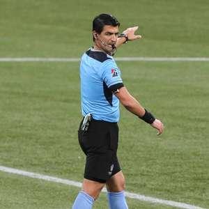 Delfín x Palmeiras terá arbitragem do uruguaio Leodán ...