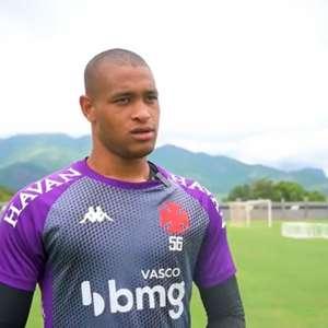 Marcos Junior elogia Lucão, atual goleiro titular do ...