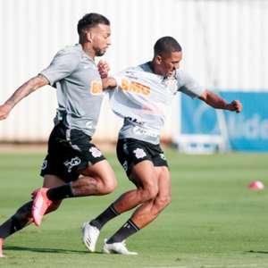 Corinthians fecha preparação e já viaja para encarar o ...