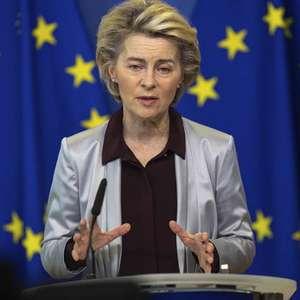 UE firmará contrato por vacina da Moderna nesta quarta-feira