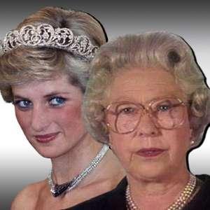 O dia em que o povo obrigou a rainha a elogiar Diana na TV