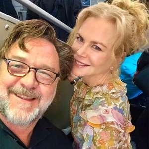 Russell Crowe e Nicole Kidman assumem presidência da ...