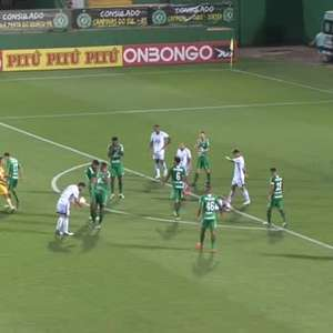 SÉRIE B: Gol de Chapecoense 0 x 1 Cruzeiro