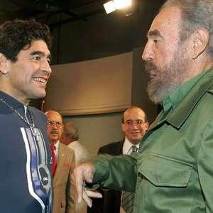 Diego Armando Maradona, o gênio revolucionário e inigualável