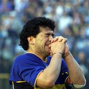 Boca pede adiamento do jogo após morte de Maradona, diz TV