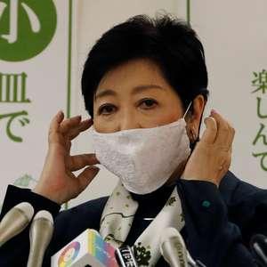 Tóquio pede redução do horário de bares e restaurantes