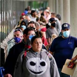 Mercado de trabalho nos EUA desacelera, casos crescentes ...