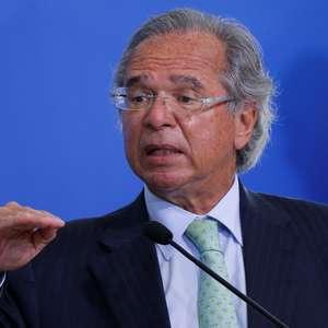 """Se o Brasil fizer besteira afunda de novo"", alerta Guedes"