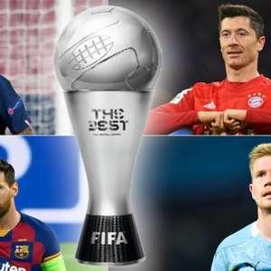 Neymar concorre ao prêmio de melhor jogador do mundo ...