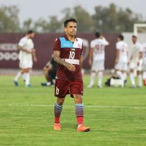 Elton Arábia deixa Al Hamriyah e não descarta retorno ao ...