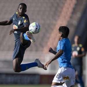 Luiz Henrique comemora convocação para Seleção Sub-20; ...