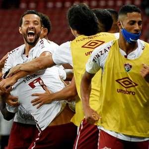 Apesar dos desfalques, Fluminense mostra a força do ...