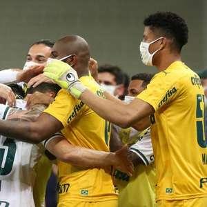 'Palmeiras já está na semifinal da Libertadores', crava comentarista do Fox Sports