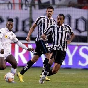 Luiz Felipe comemora sequência pelo Santos e vitória na ...