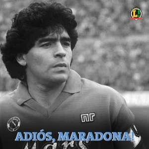Adiós, Maradona! Clubes, atletas e torcedores lamentam ...