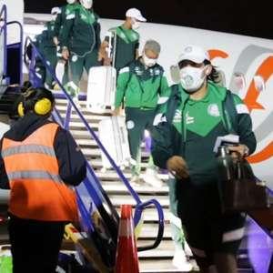 Delegação do Palmeiras testa negativo para Covid-19 em ...