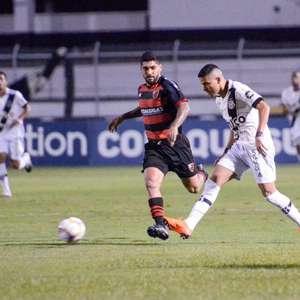 Bruno Rodrigues chega a oito assistências no ano e projeta CSA