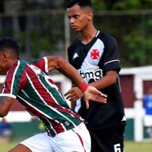Fluminense vence o Vasco pelo Campeonato Brasileiro Sub-20