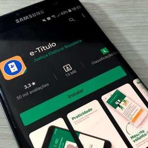 TSE está cobrando multa de quem justificou voto pelo app ...