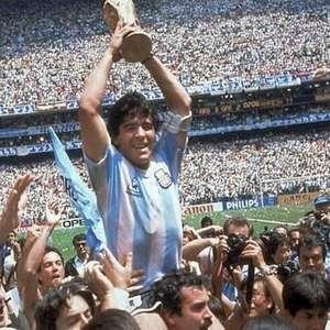 Diego Maradona: as músicas que foram feitas em sua homenagem