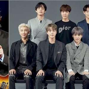 """Paul McCartney elogia BTS: """"Eles são bons"""""""